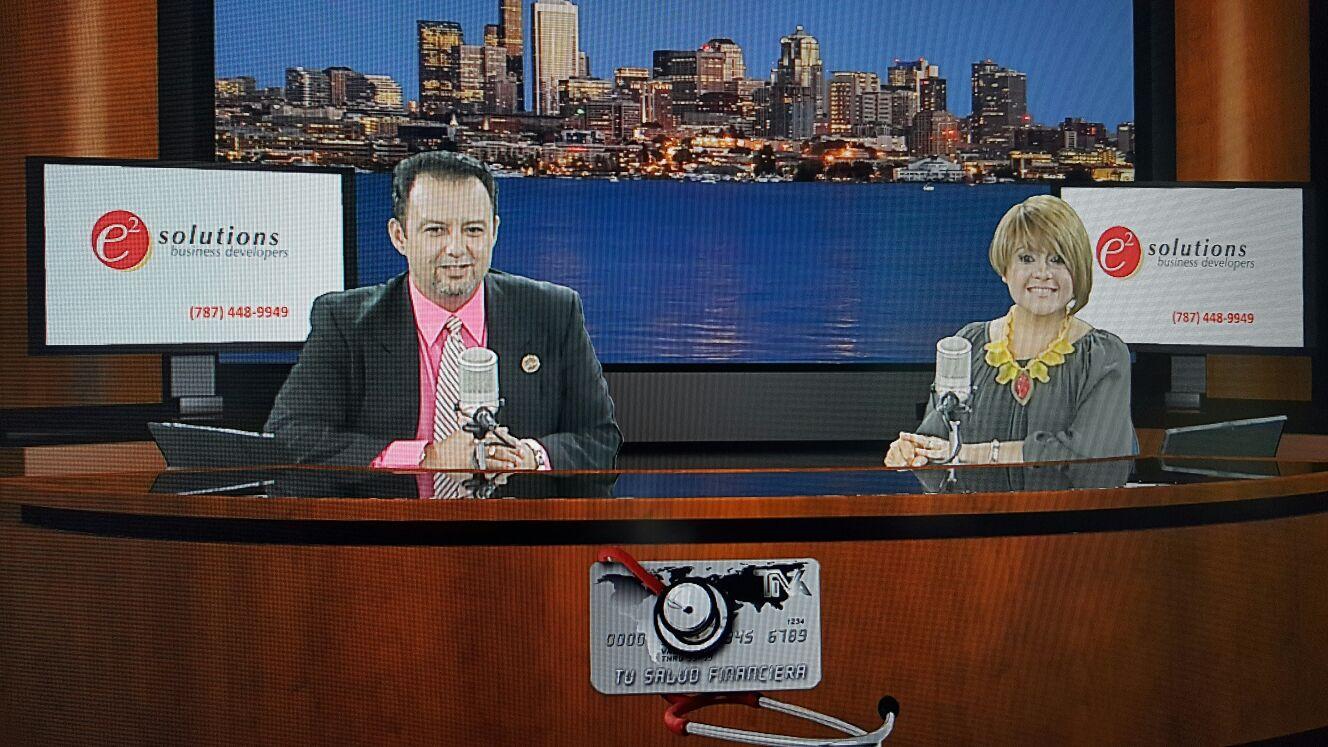 Tu Salud Financiera en el Wall Street Studio de TiVA TV