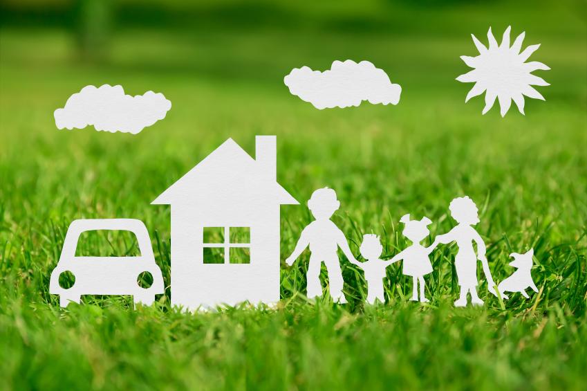 Asegura tu familia y tu hogar